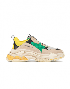 balenciaga_triples_greenyellow