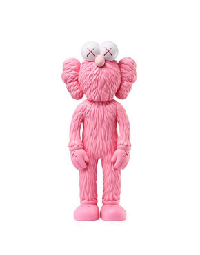 kaws_BFFopeneditionpink